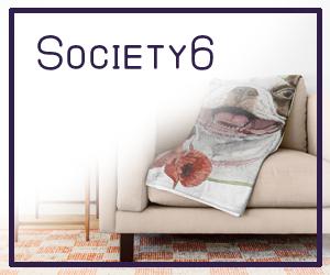 Society 6 shop mjposton art