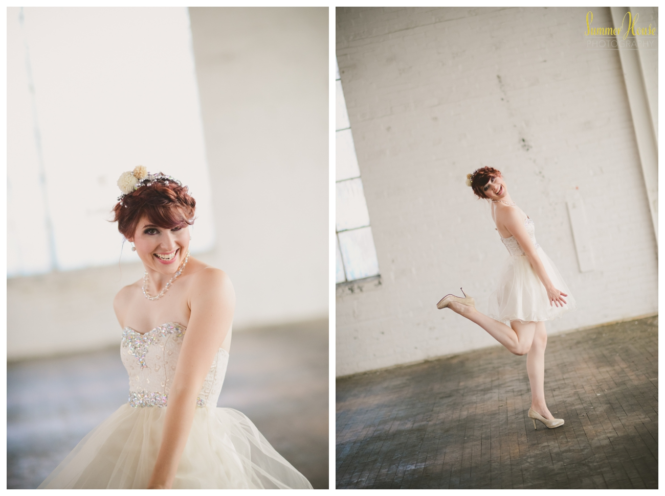 philadelphia warehouse wedding photographer