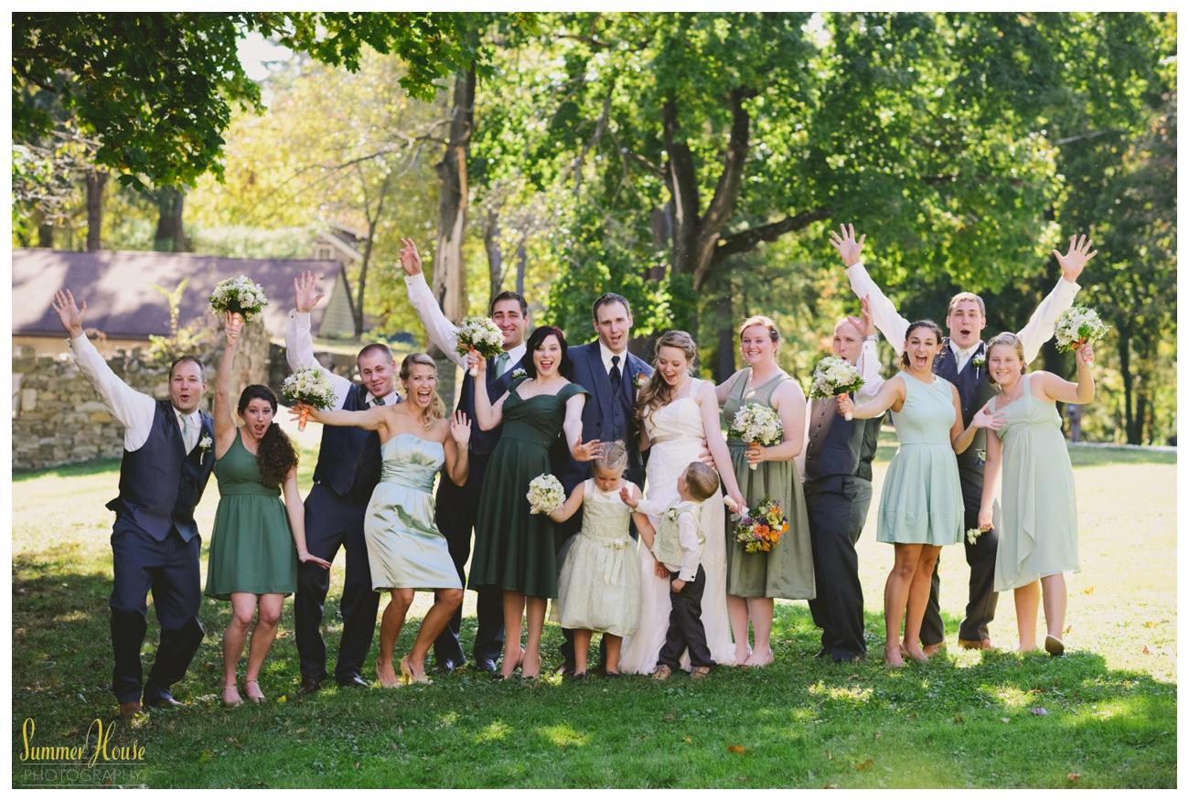 Historic Shady Lane Wedding
