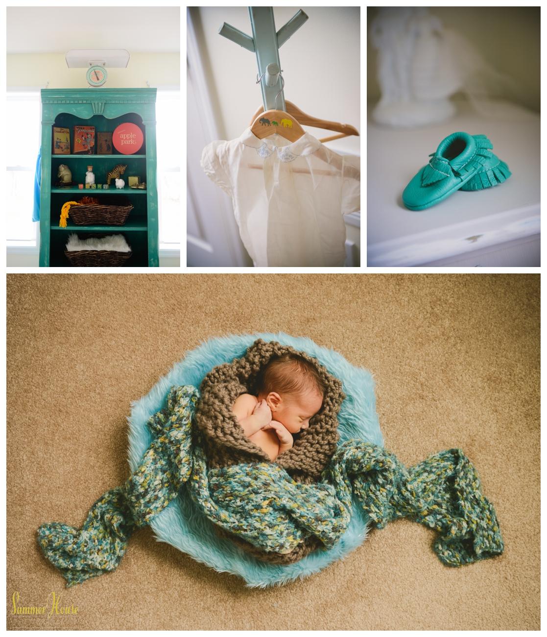 lancaster pa newborn photography