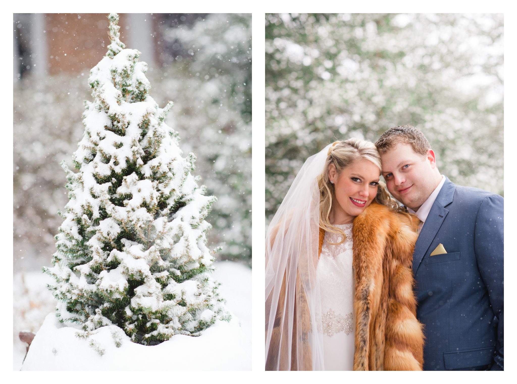 maryland estate winter wedding