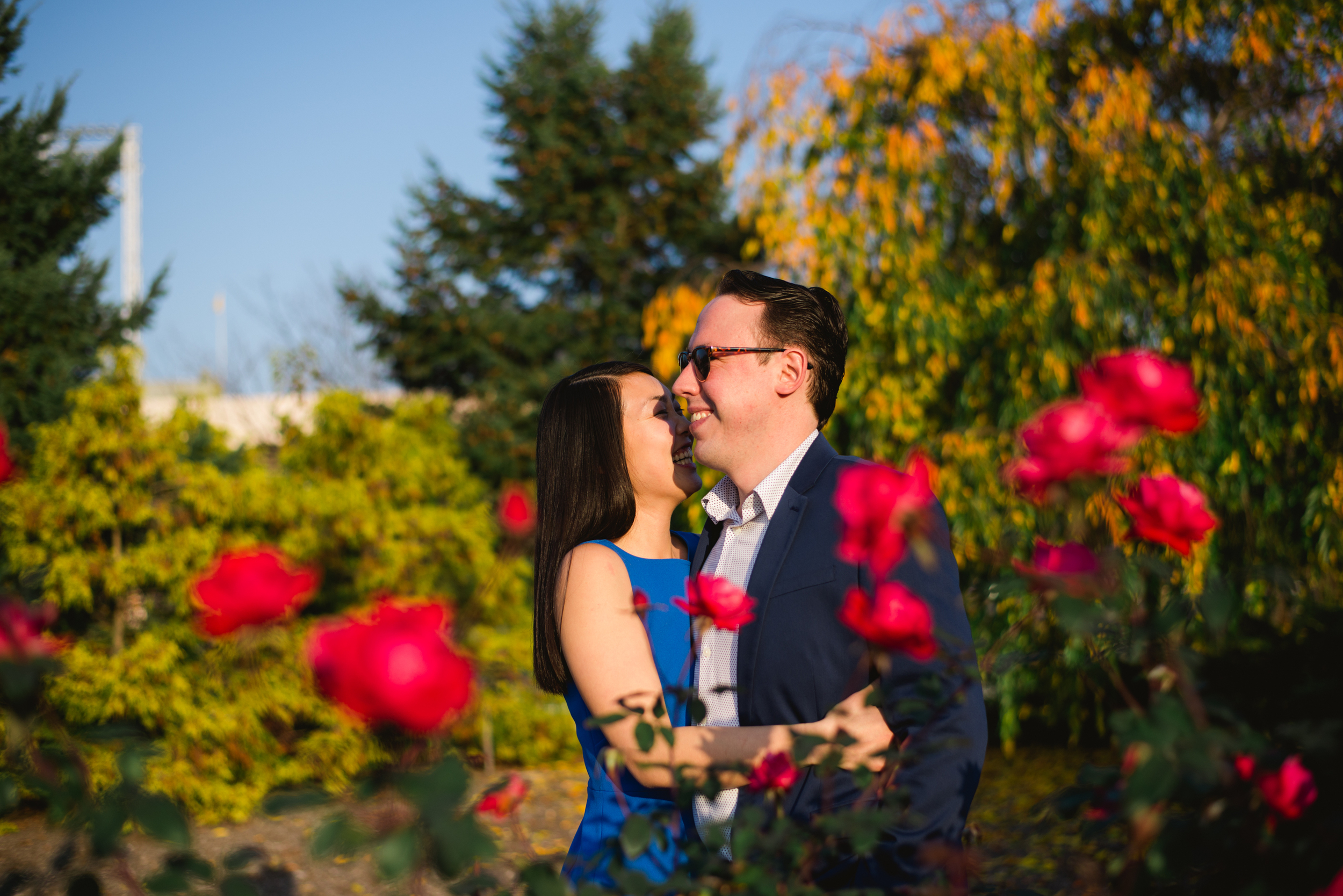 hershey pa engagement photographer