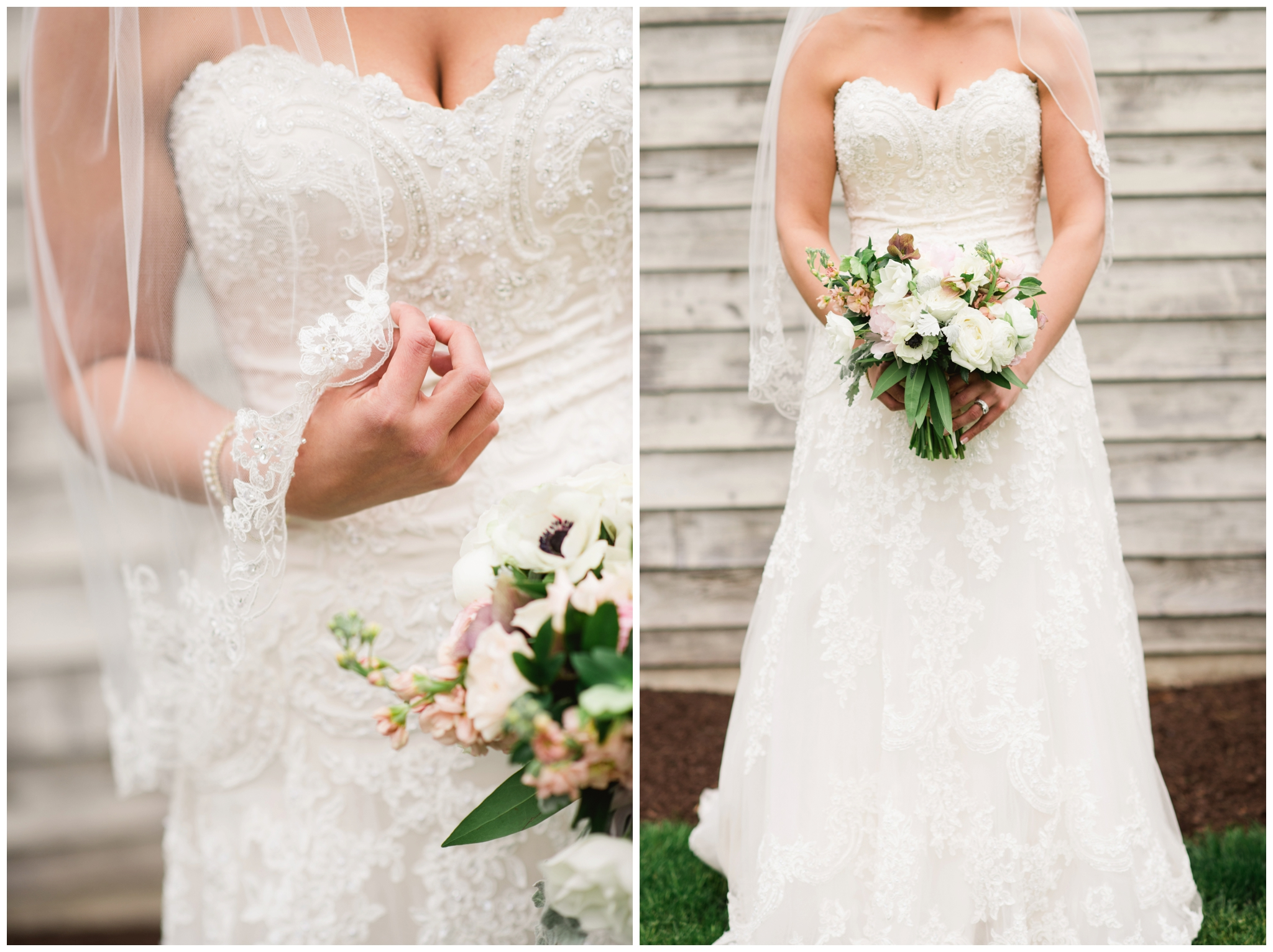 summer embellished wedding gown