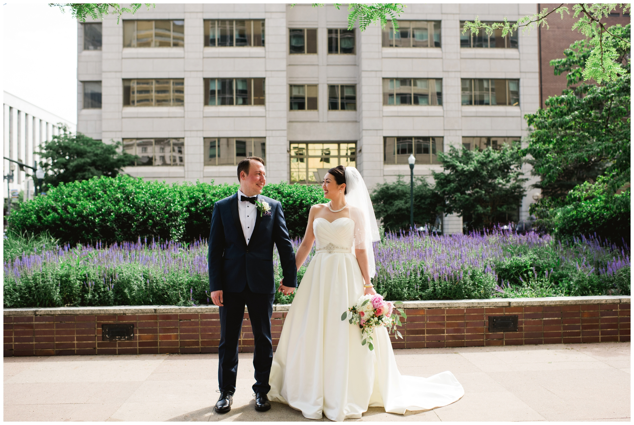 Whitaker Center wedding