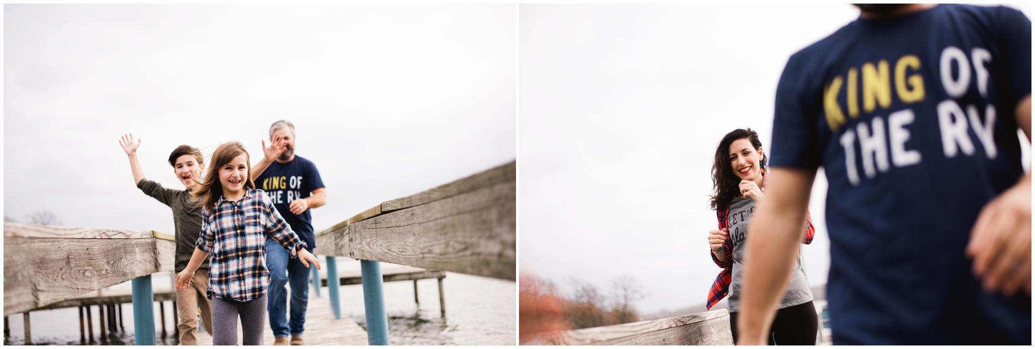 lake photo shoot texas