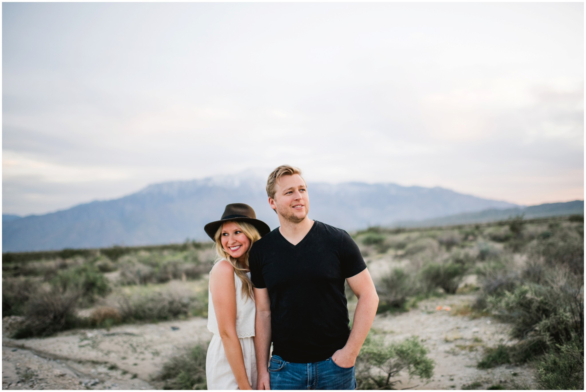 Elopement photography palm springs