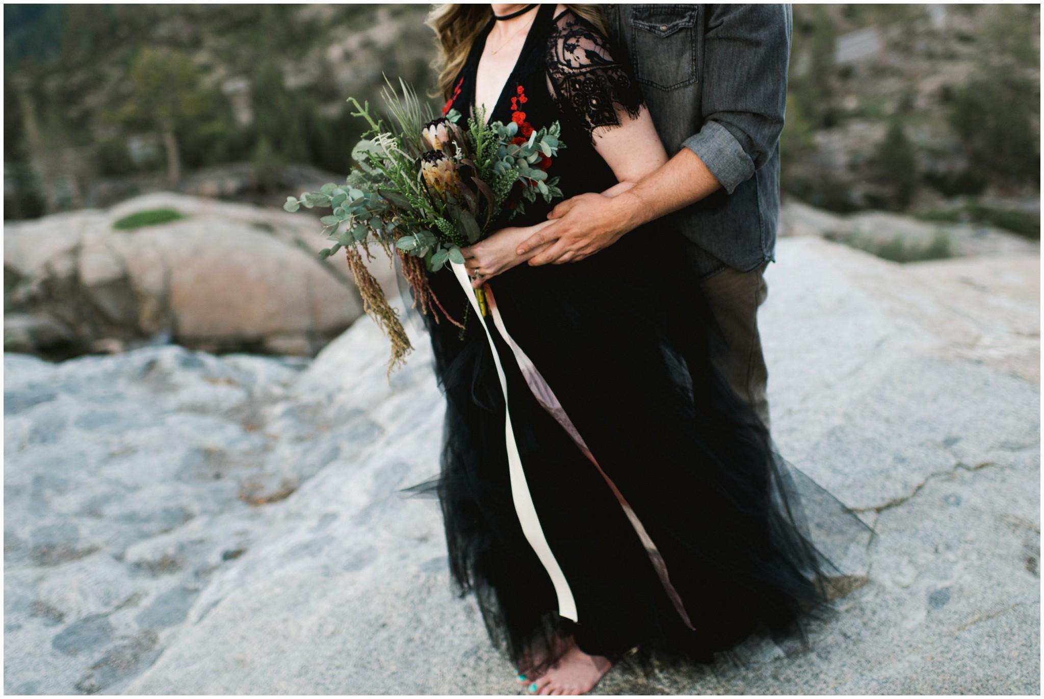 donner pass wedding elopement