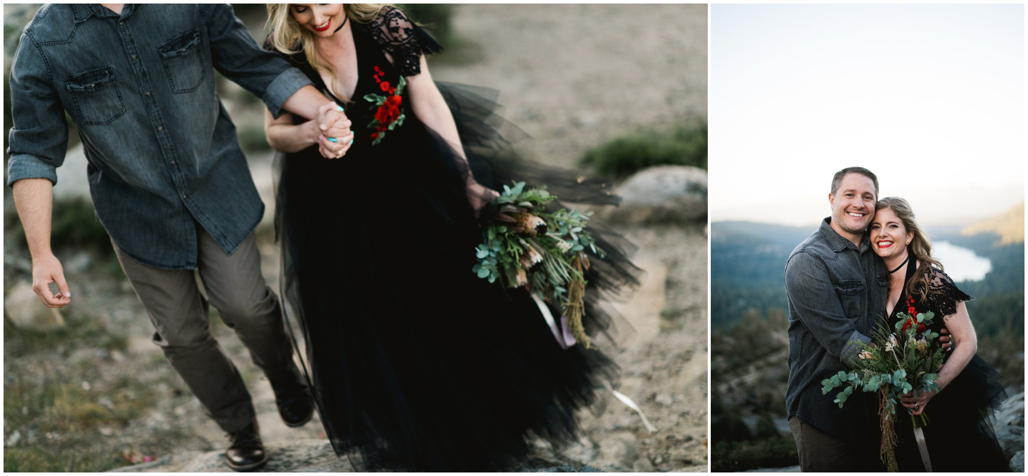 truckee wedding elopement