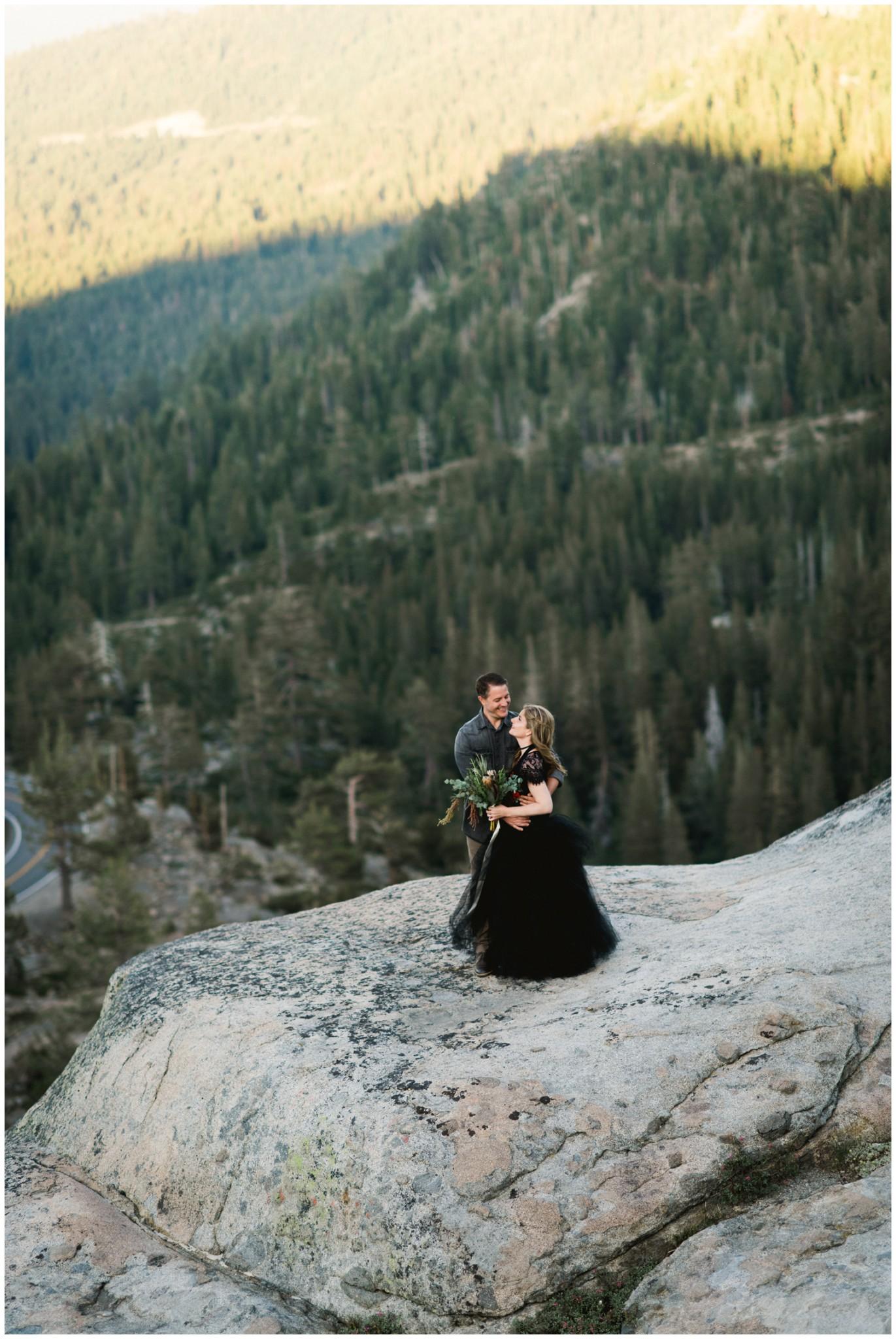 mountain elopement inspiration