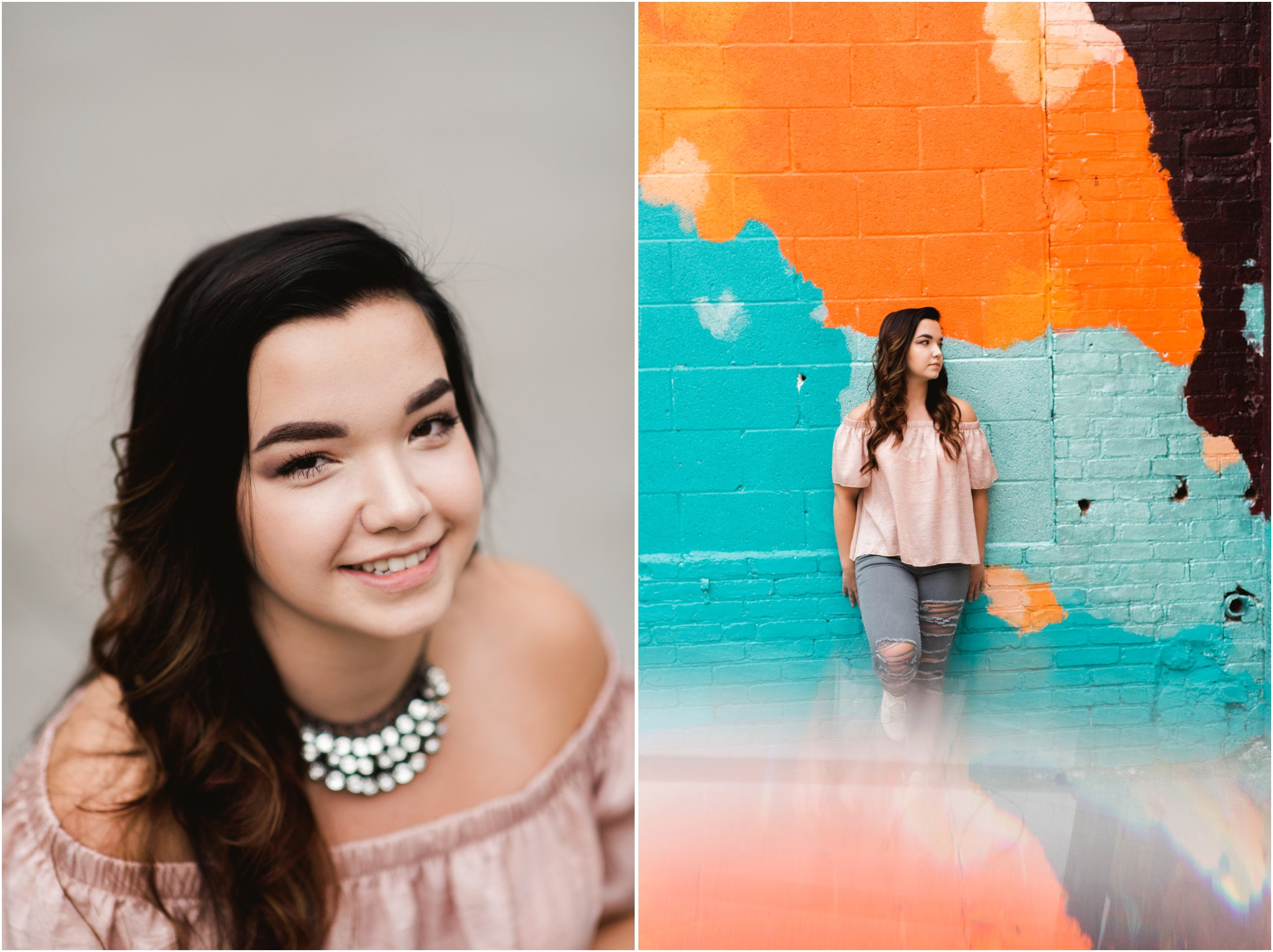 denver colorado senior portrait photographer