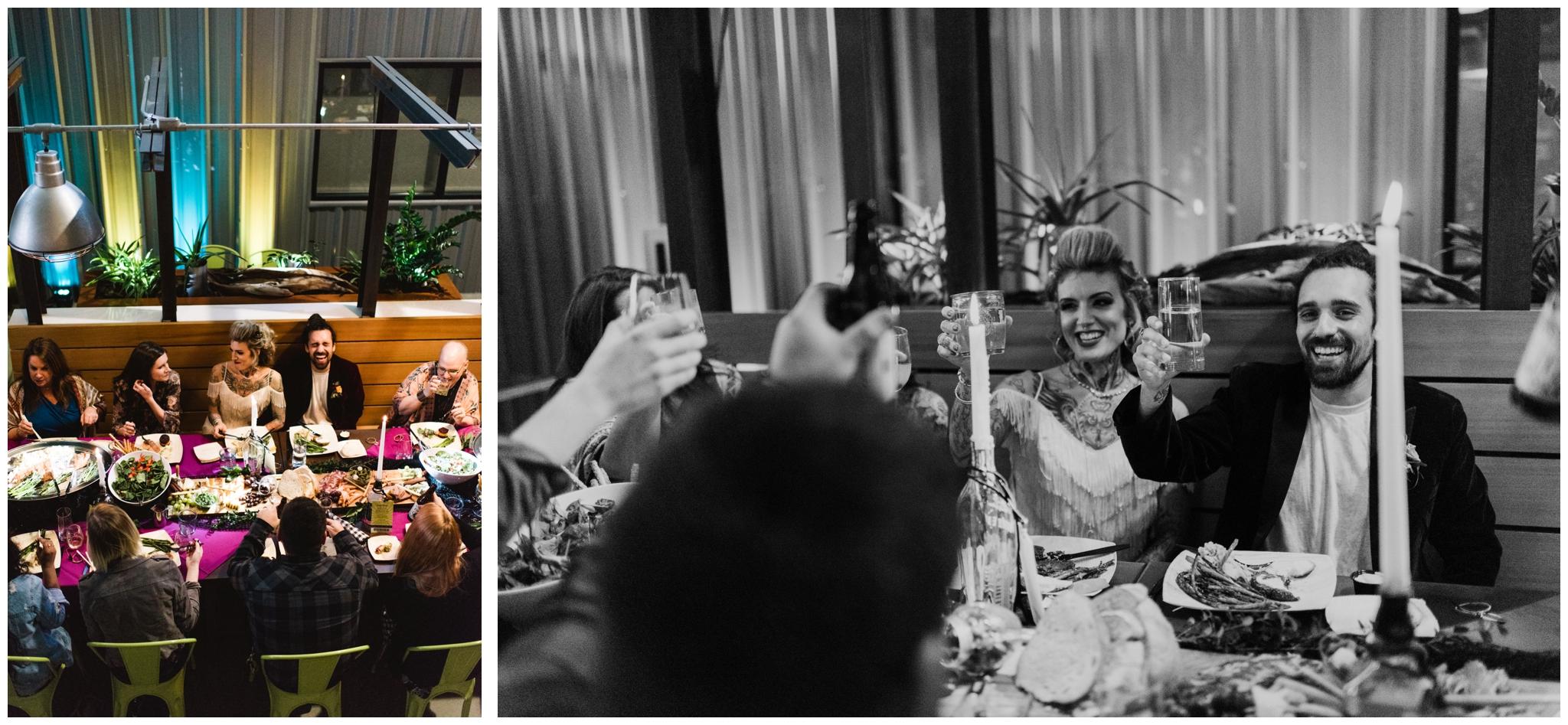 trinity walker keefer wedding
