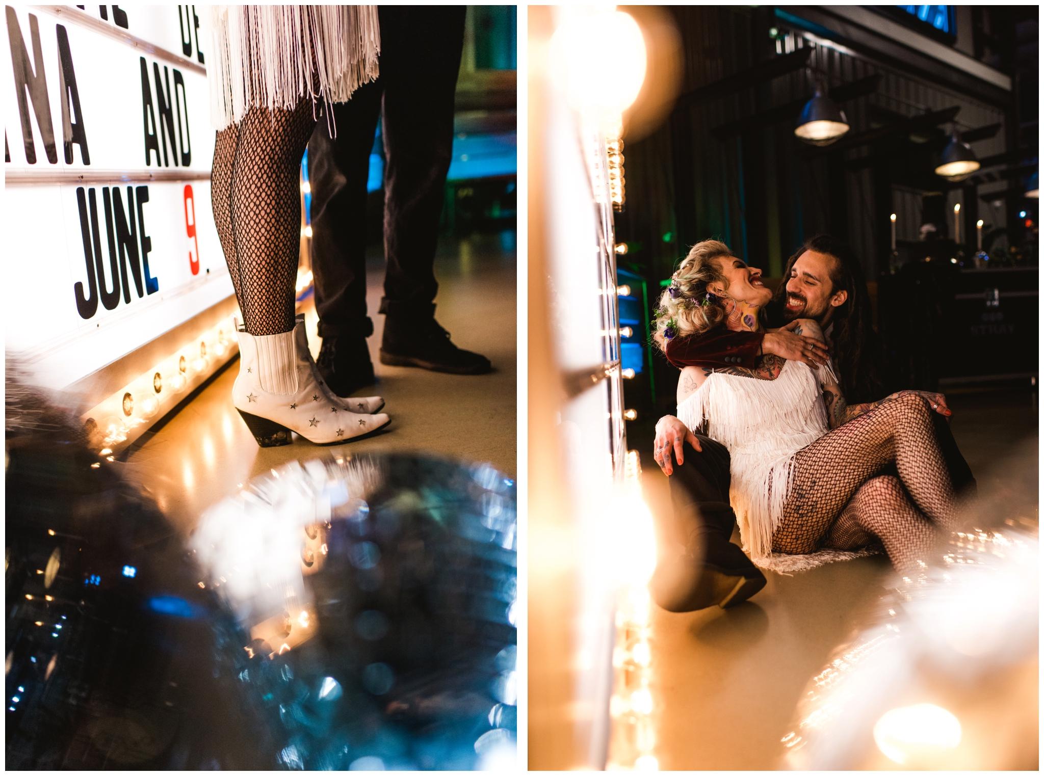 musicians wedding photos