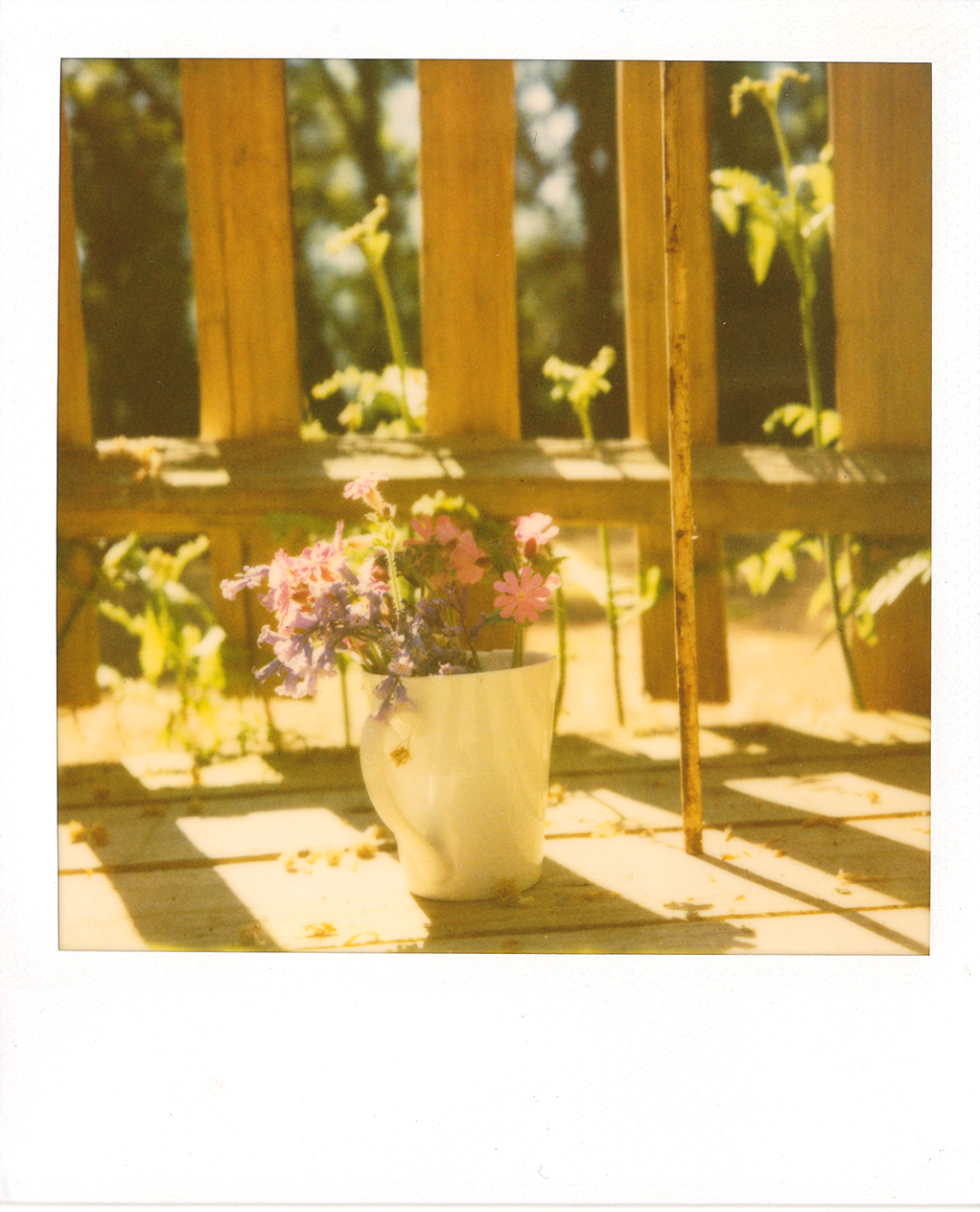 impossible blend film, warm and soft.