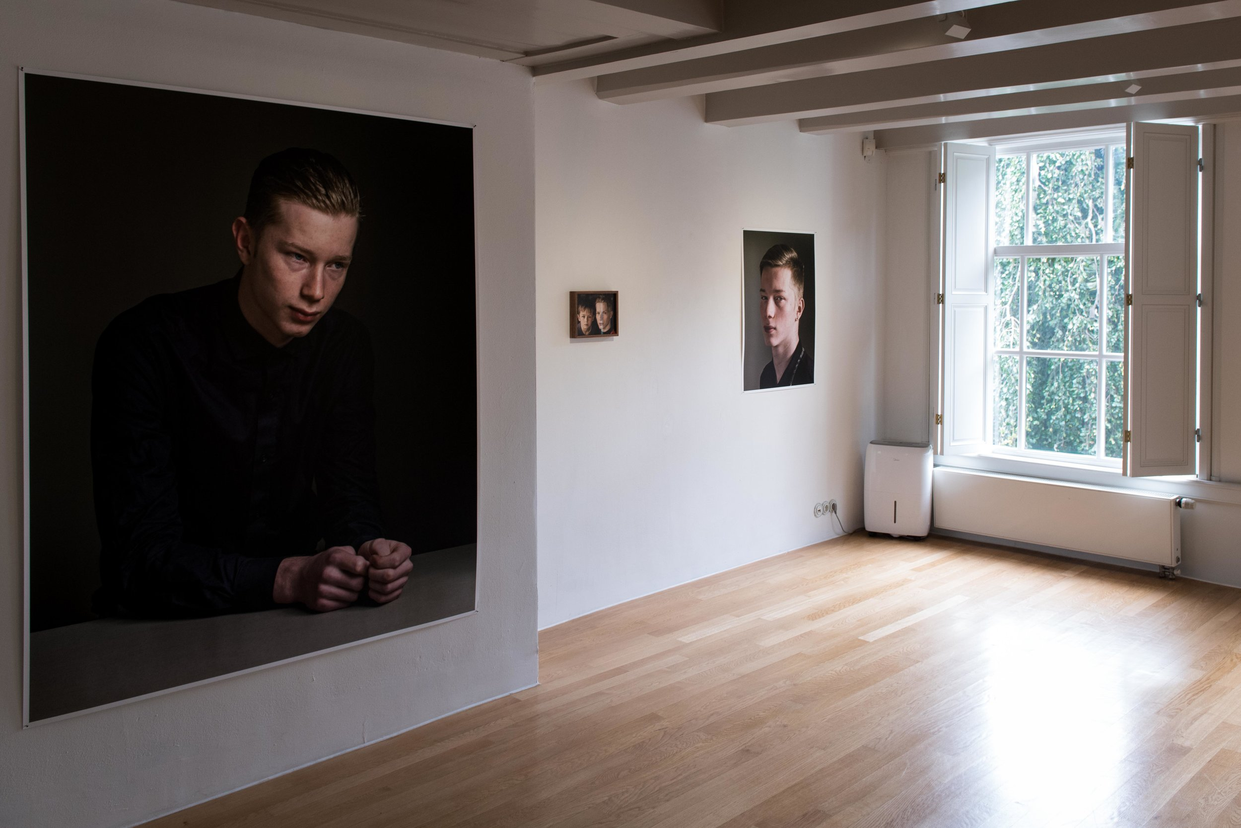 Koos Breukal / Son - A new exhibition at Huis Marseille