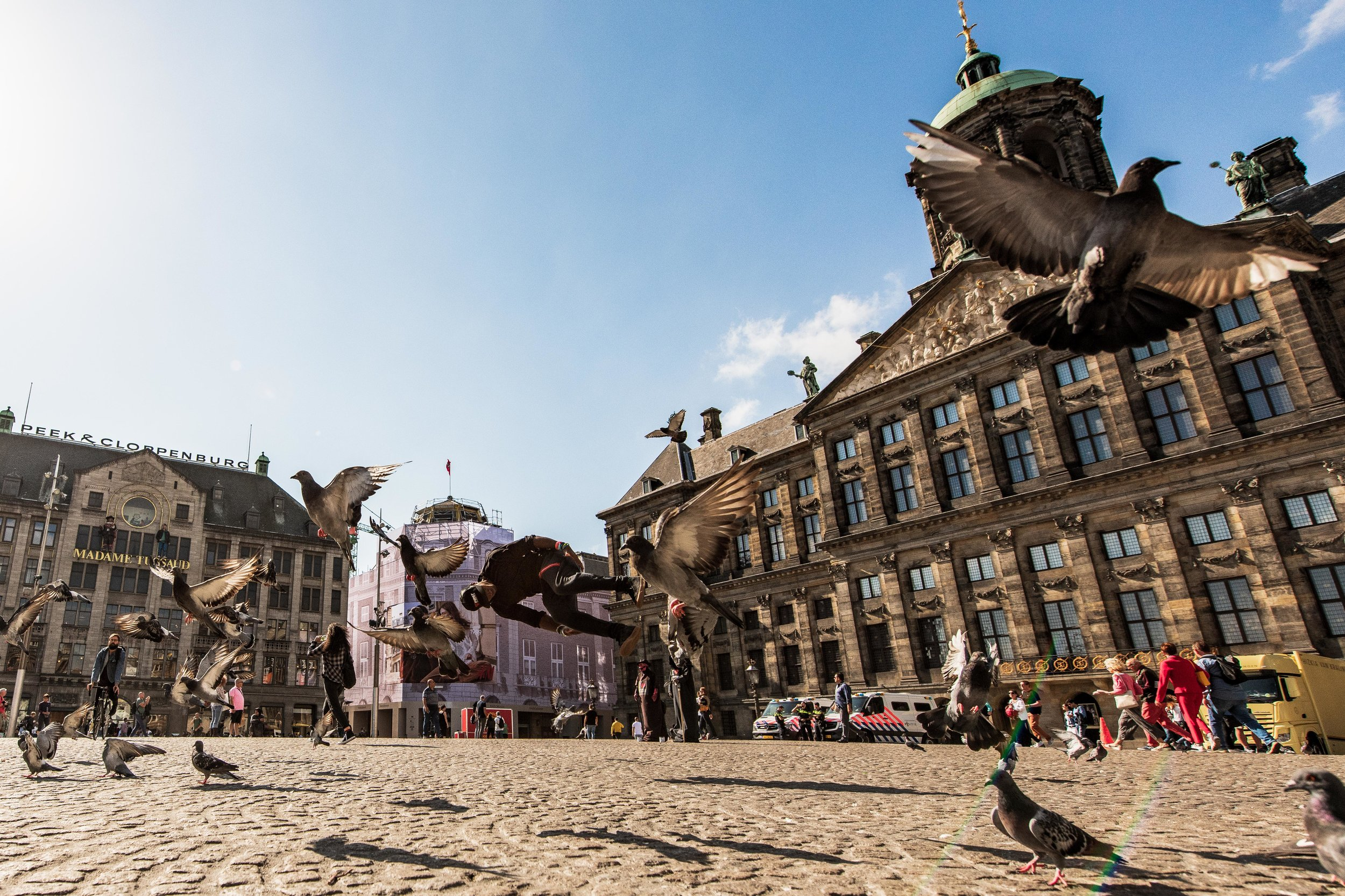 Amsterdam Freerunning -