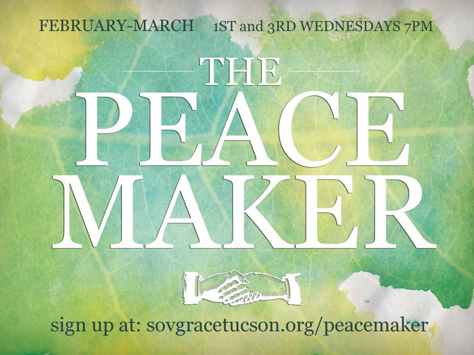 EQUIPPED 2015: The Peace Maker