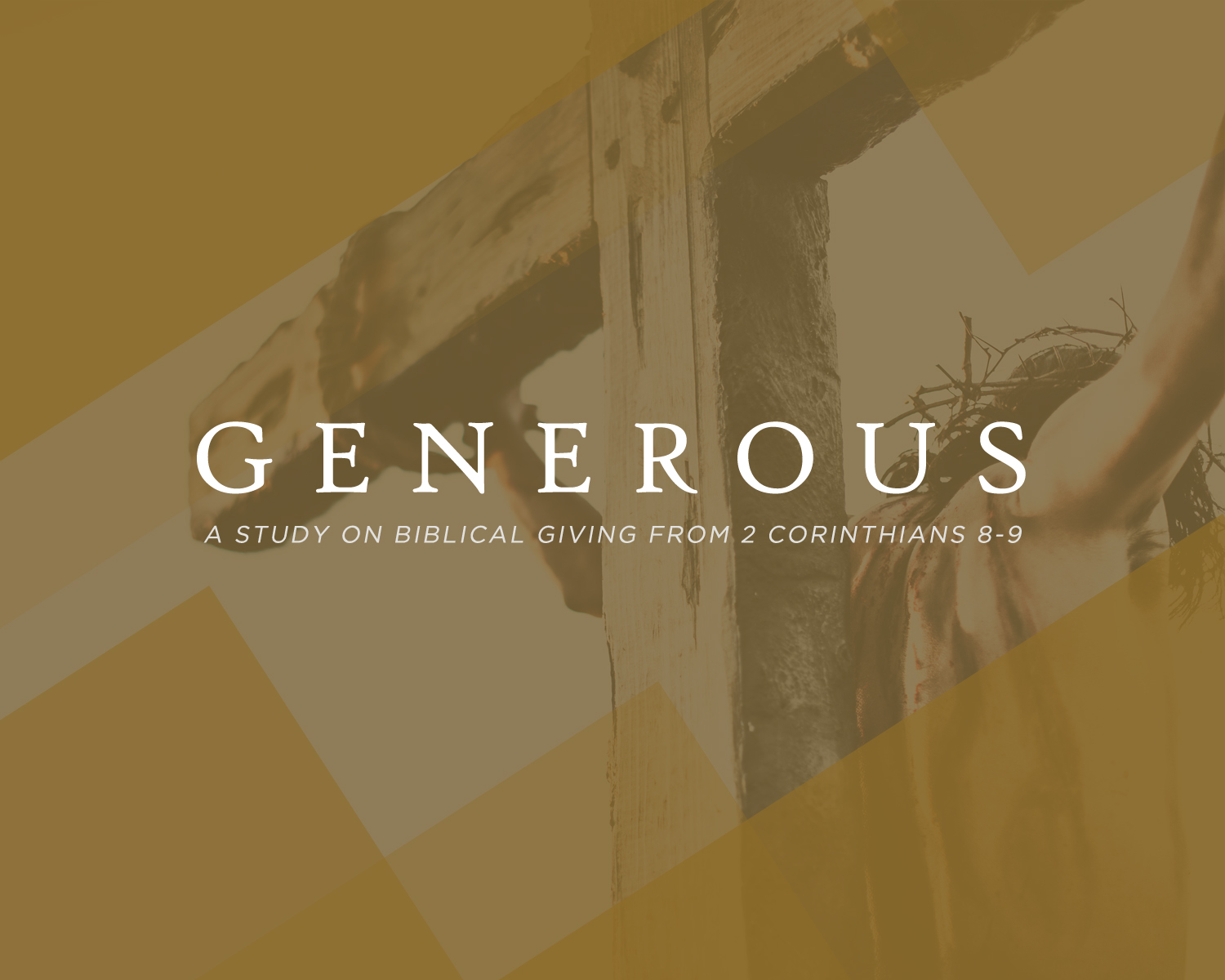Generous: A Study on Biblical Giving