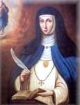 Venerable María de Agreda