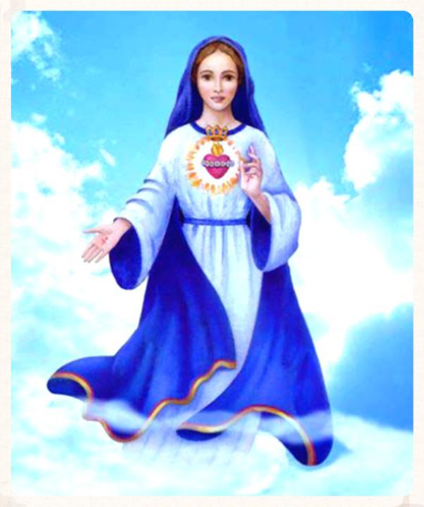 María Refugio del Amor Santo   →     Descargar imagen       ←