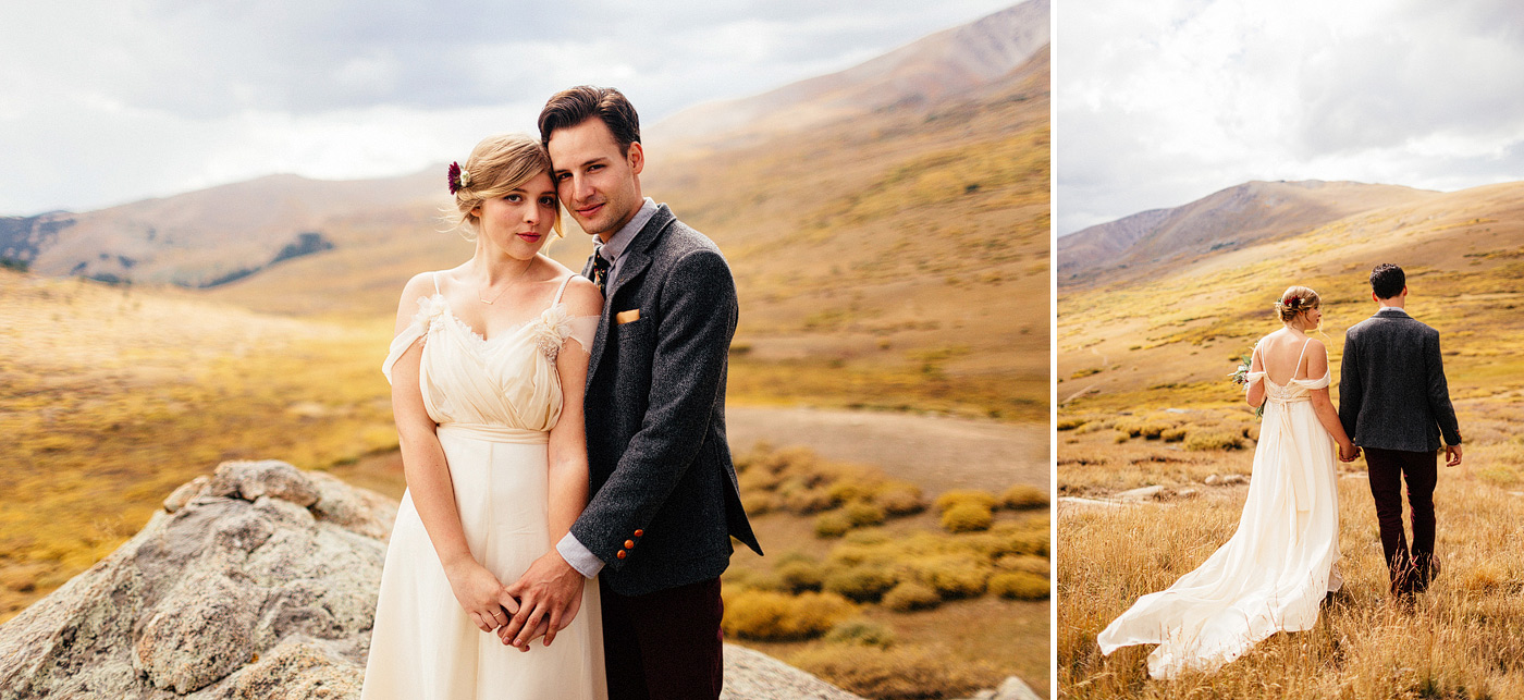 guenalla pass colorado wedding photographer destination rocky mo