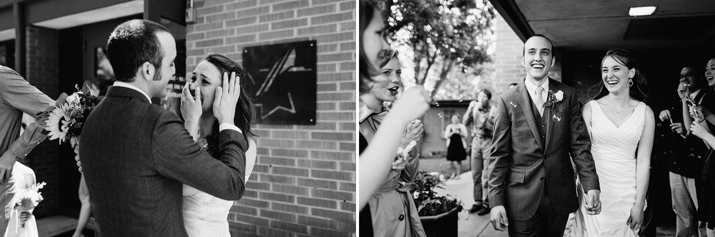 candid moment boulder colorado wedding photographer