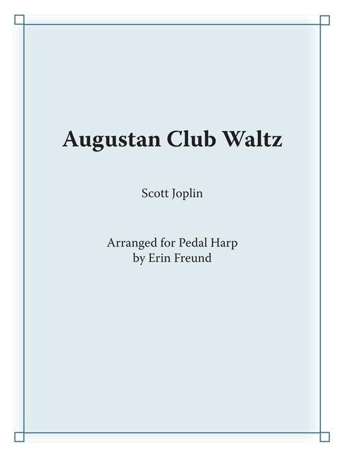 Augustan Club Waltz — Erin Freund