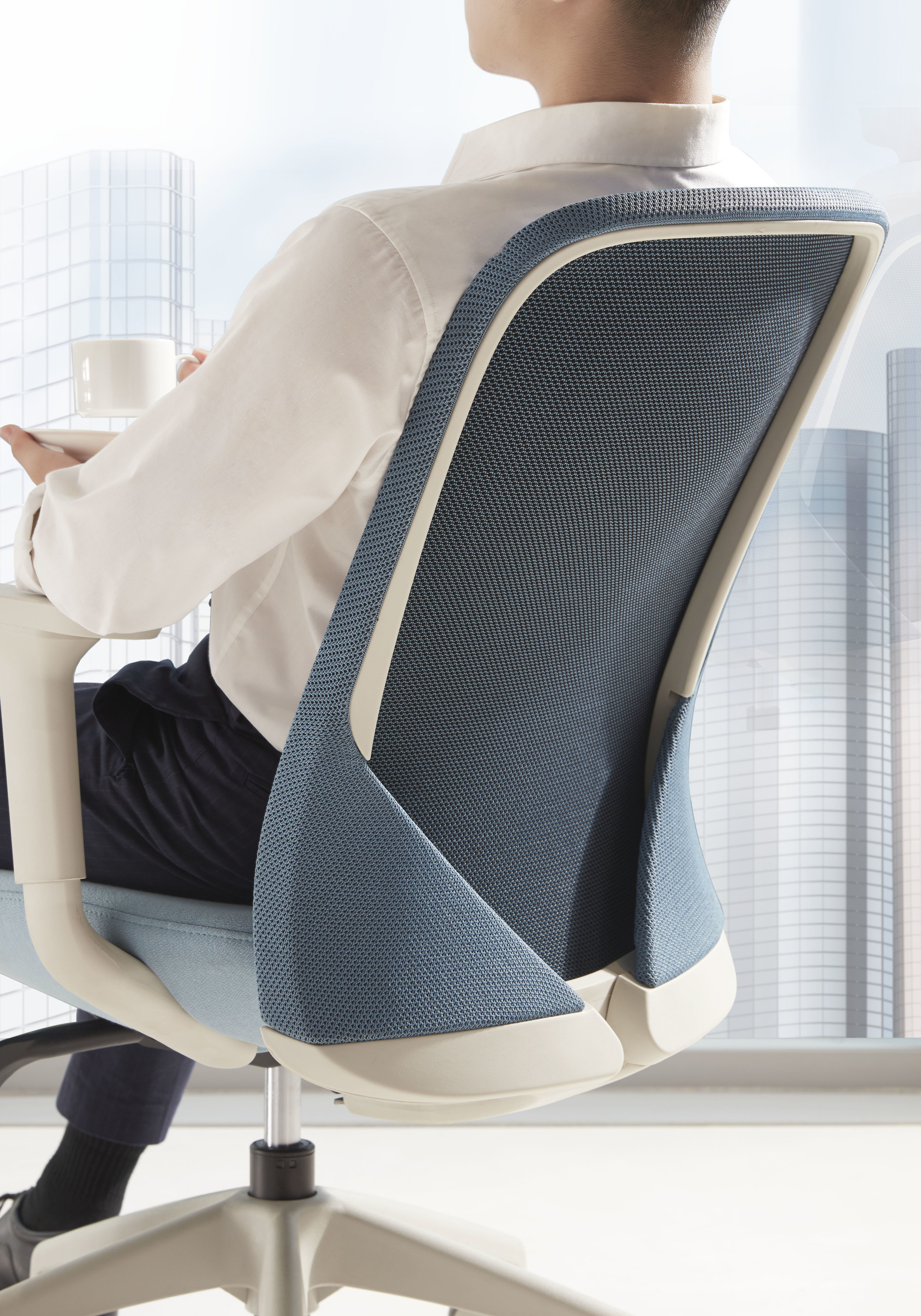 AVEZA 3D TASK CHAIR