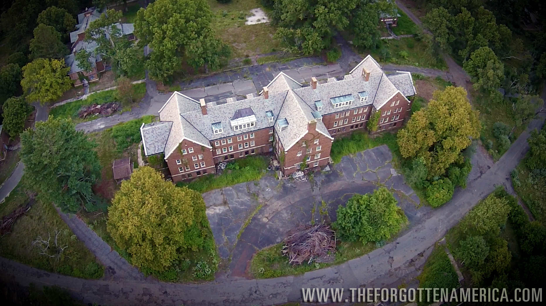 Photos of Marlboro Psychiatric Hospital never seen before! Wait till you see the full gallery!