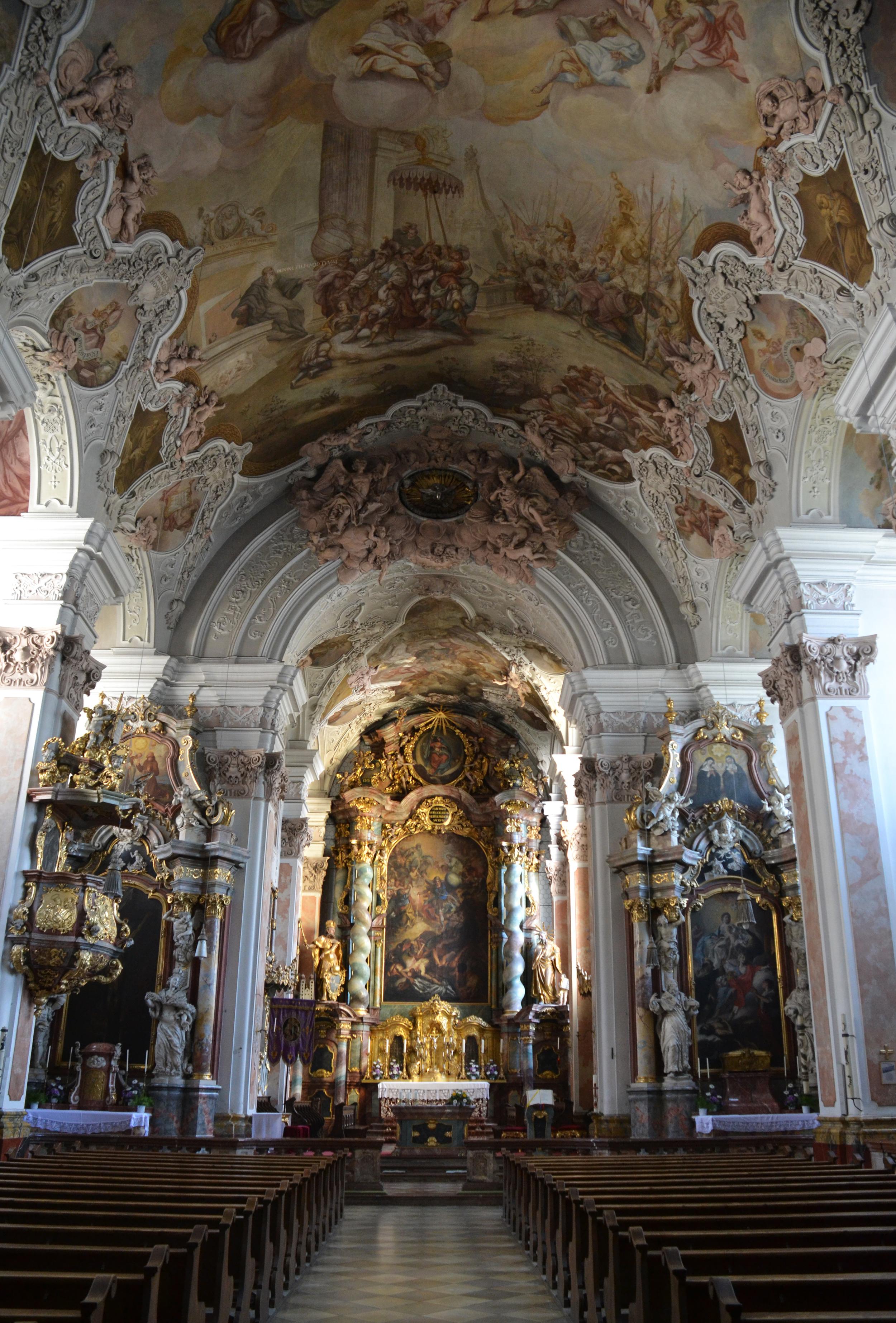Metten Abbey Church