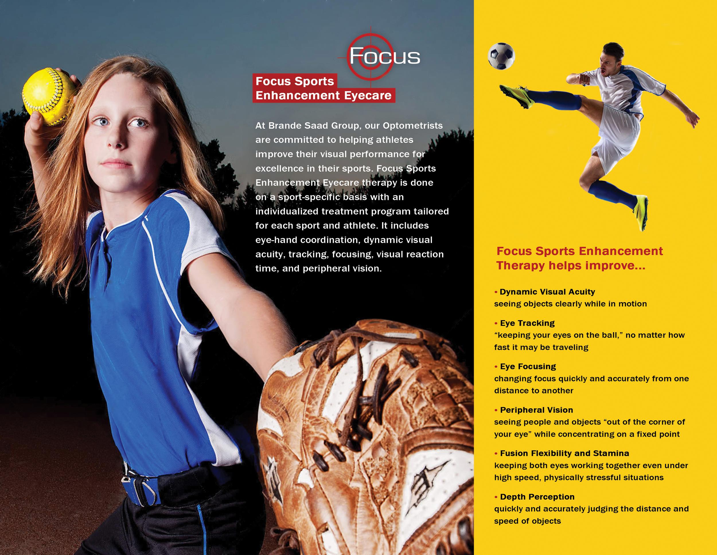 Brande Saad Brochure, Inside