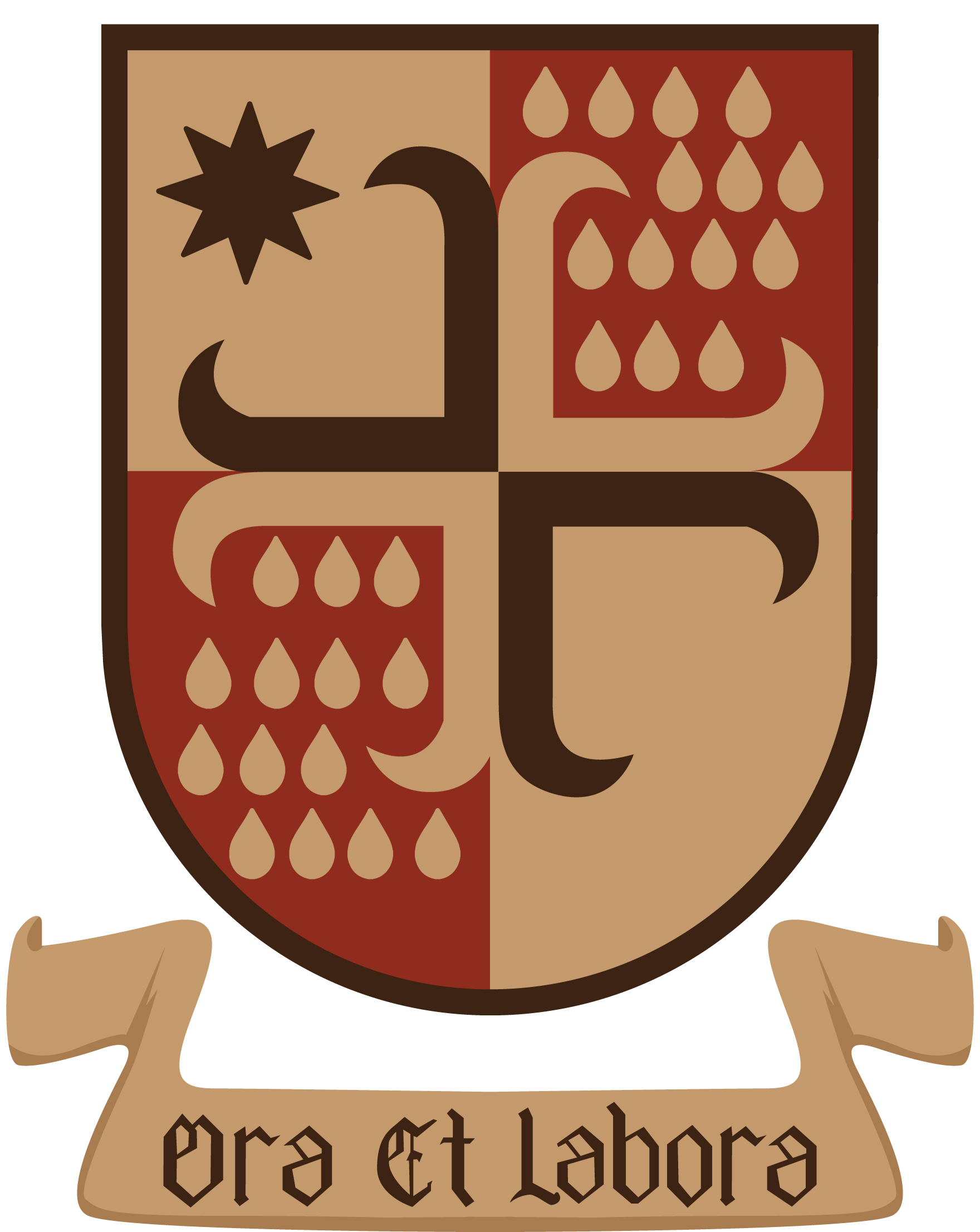 Saint Benedict Church, Baltimore, MD, Coat of Arms
