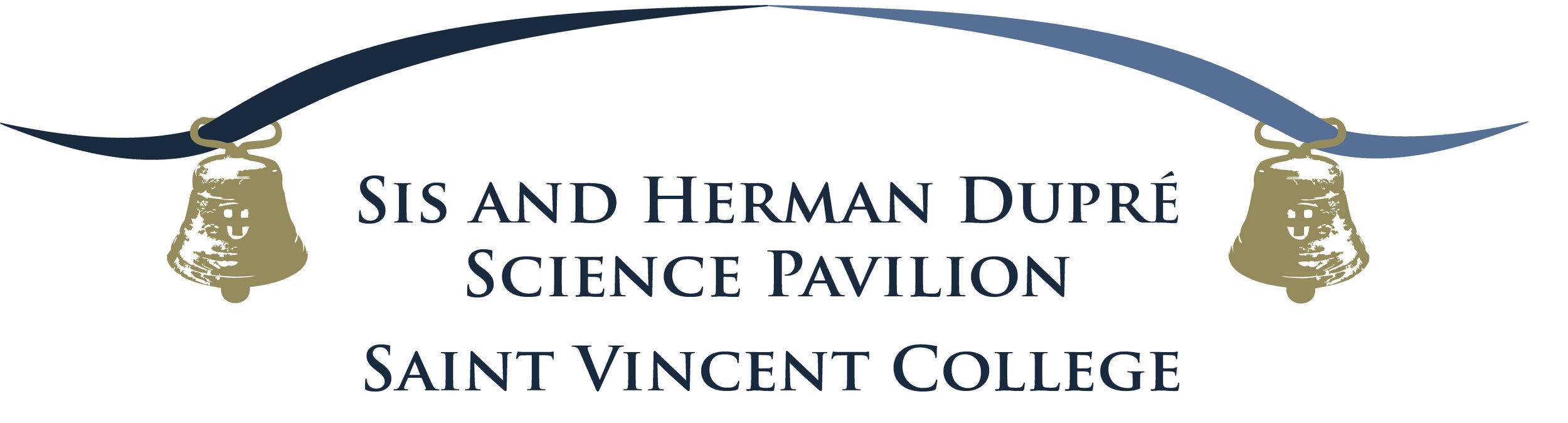 Sis and Herman Dupre Science Pavilion, Saint Vincent College, Logo
