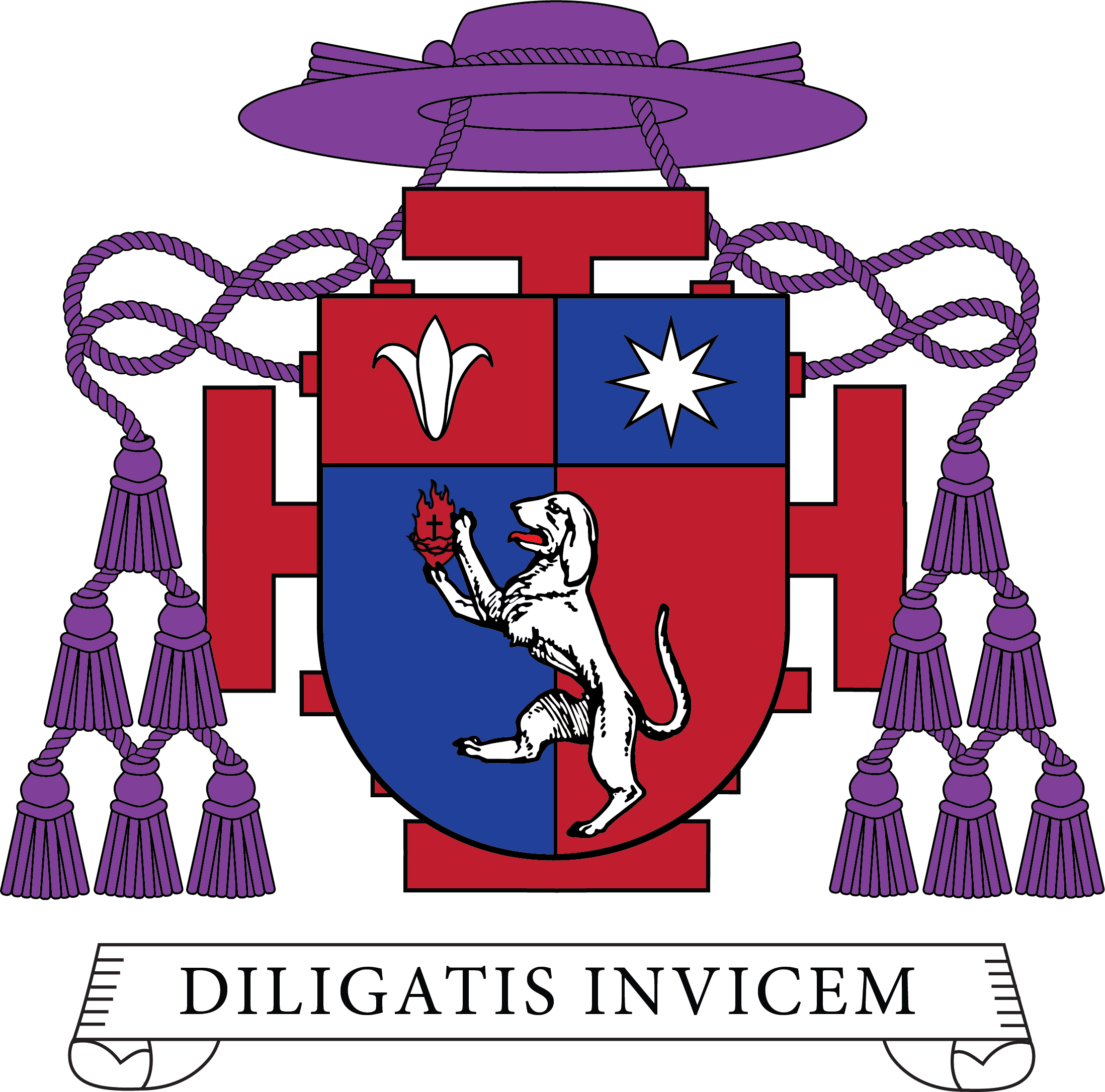 A Monsignor's Coat of Arms