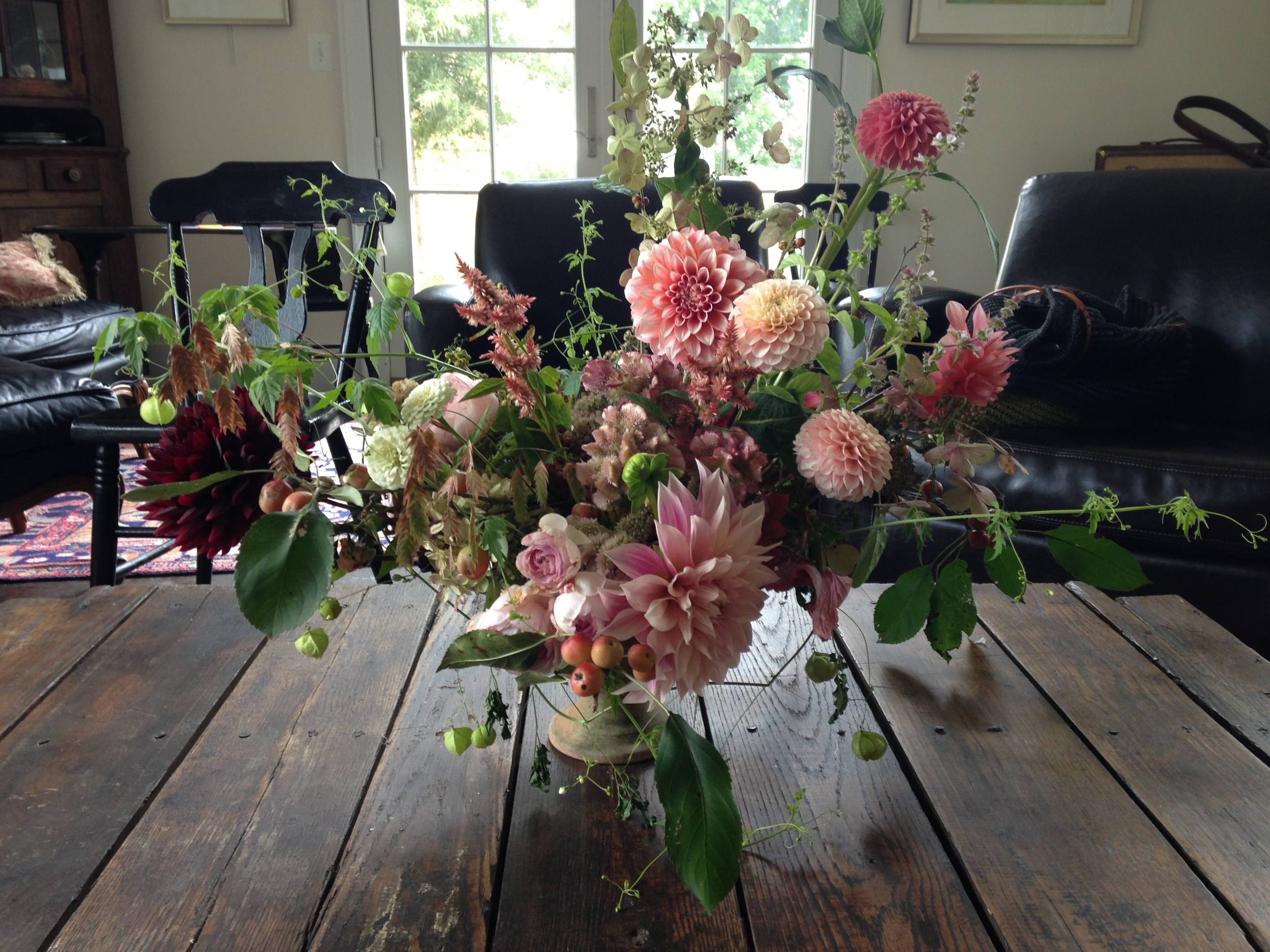 Wedding Flower School Petal Flower Company