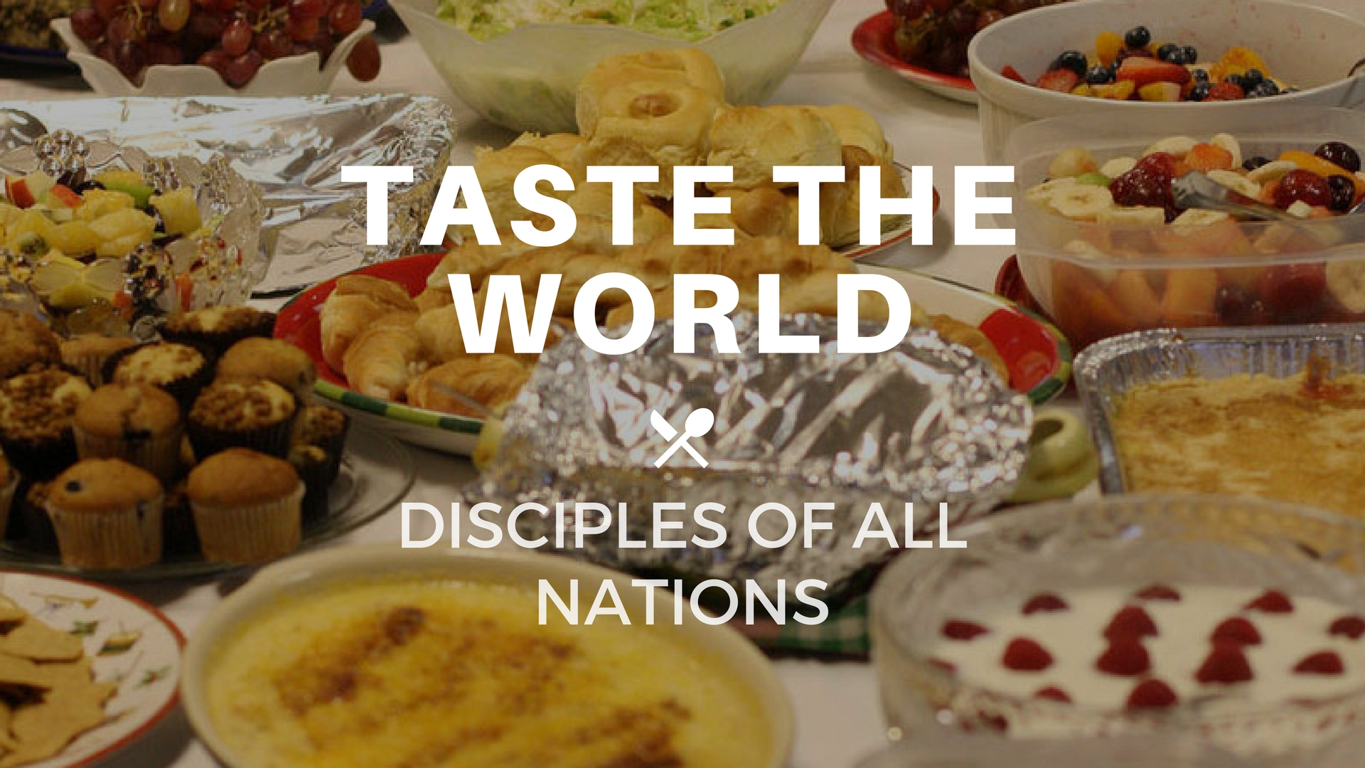 Taste the World - March 2018