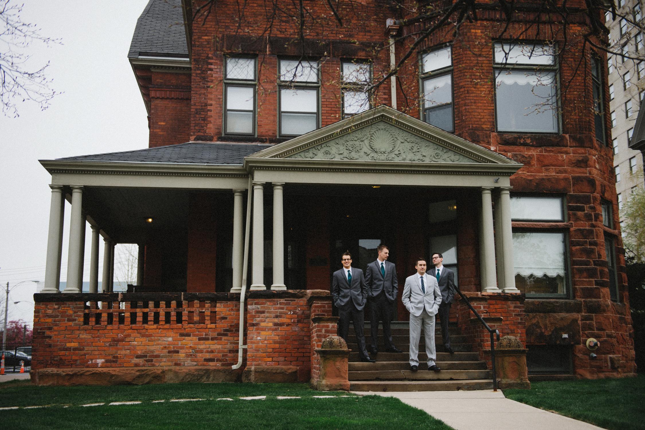 The Inn of Ferry Street Detroit