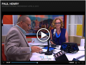 As seen on The Paul Henry Show (click  here  for videos)