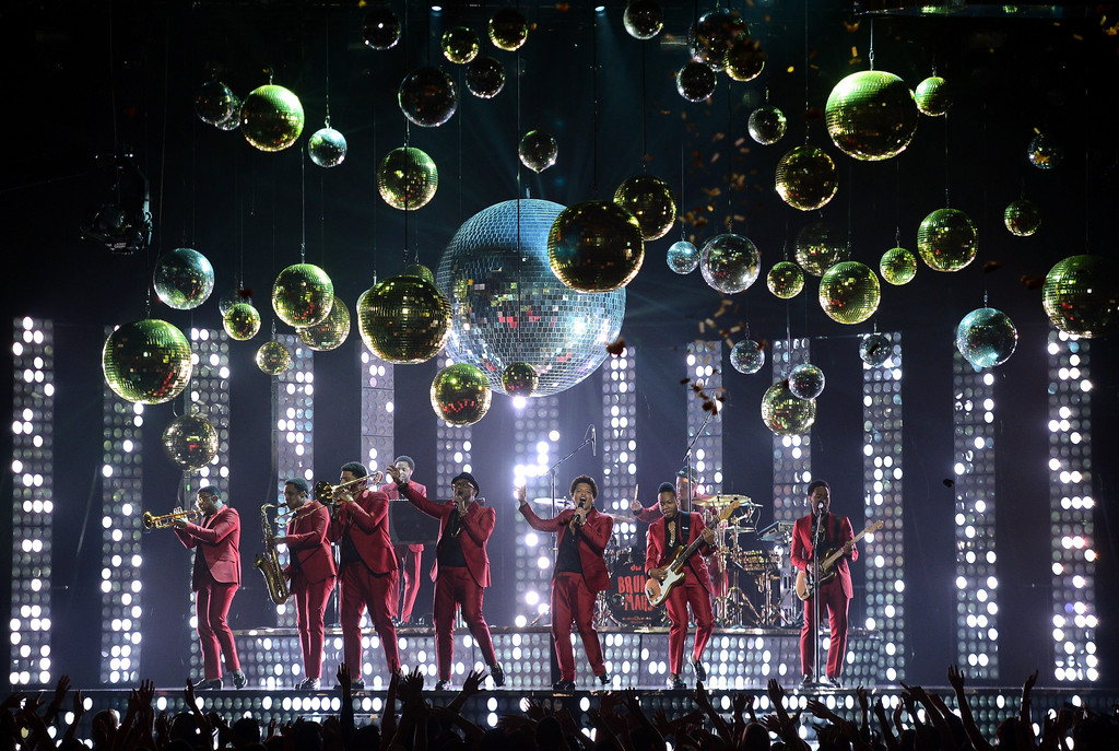 Bruno Mars Award Show