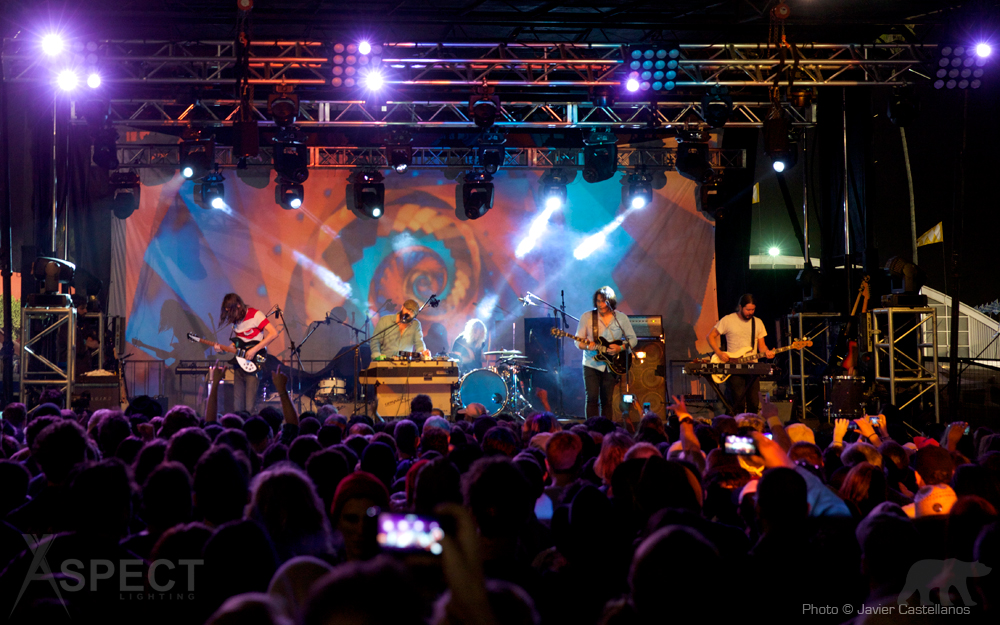 Moon Block Party 2014  -  The Black Angels