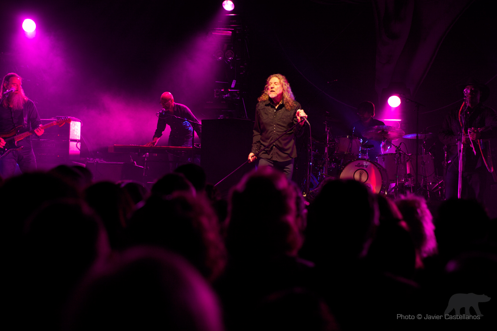 Robert Plant  -  Hollywood Palladium
