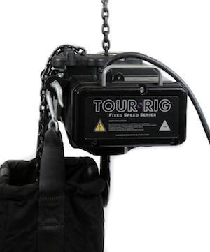 1/2 ton Tour Rig Double Brake