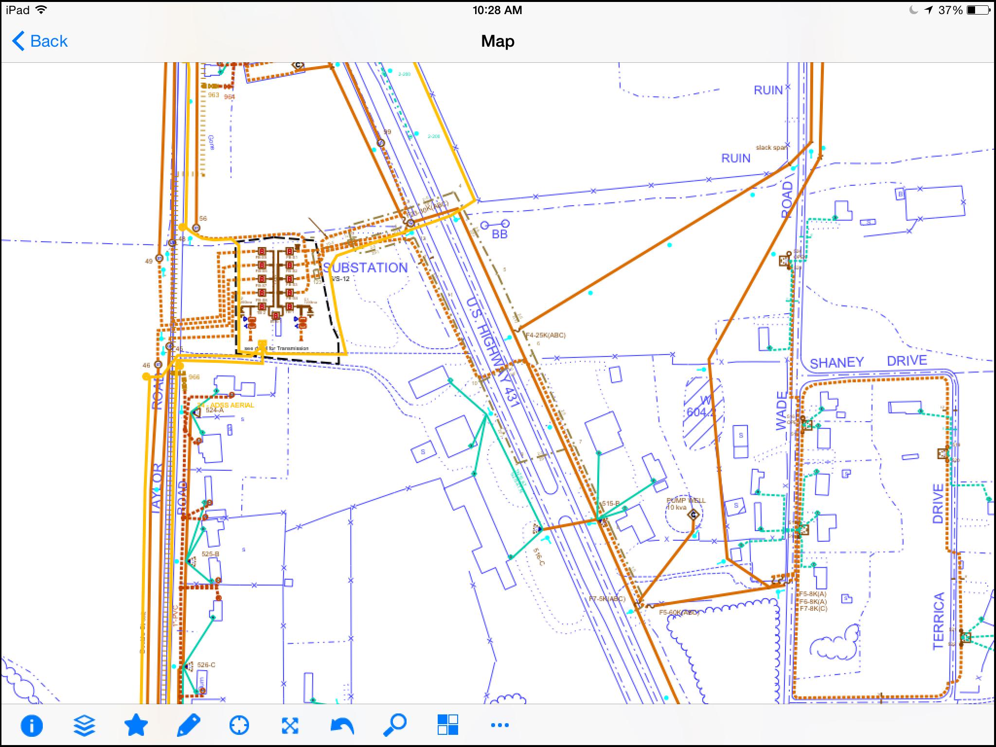 GTViewer for iOS (iPad)