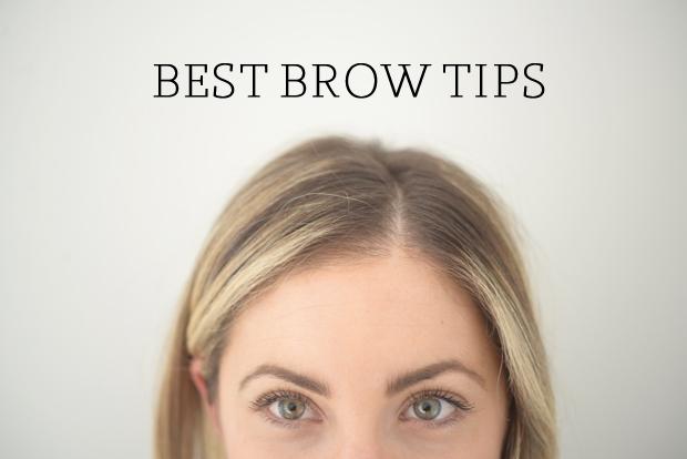 Best Brow Tips