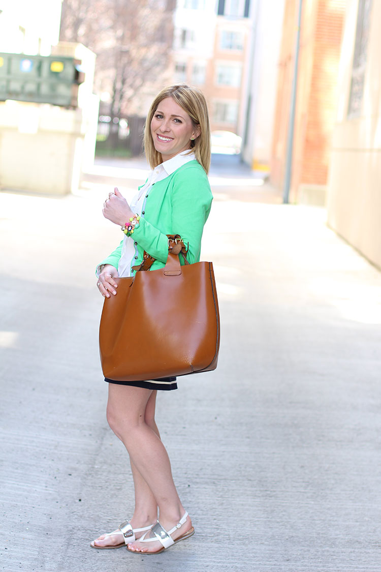 Spring Outfit Idea: Pretty Style