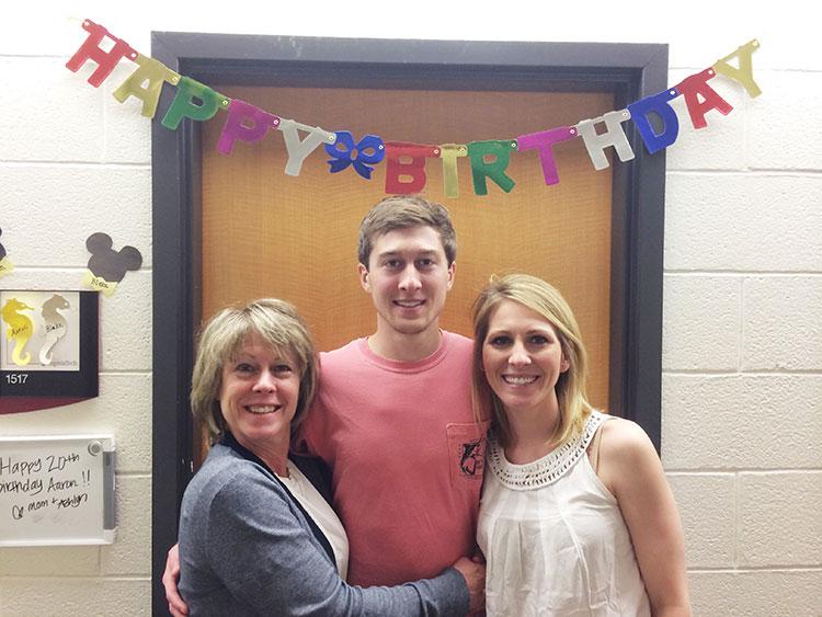 Aaron's Birthday