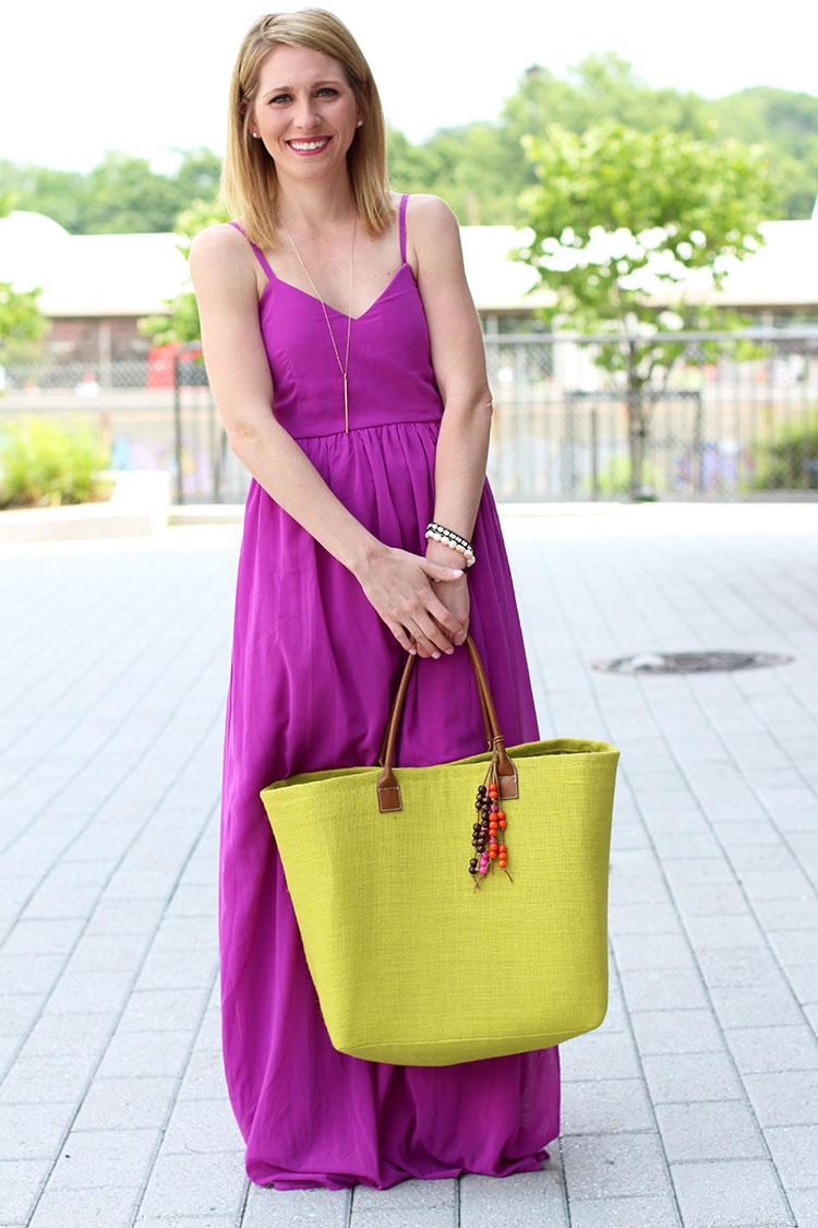 Affordable Summer Maxi Dress