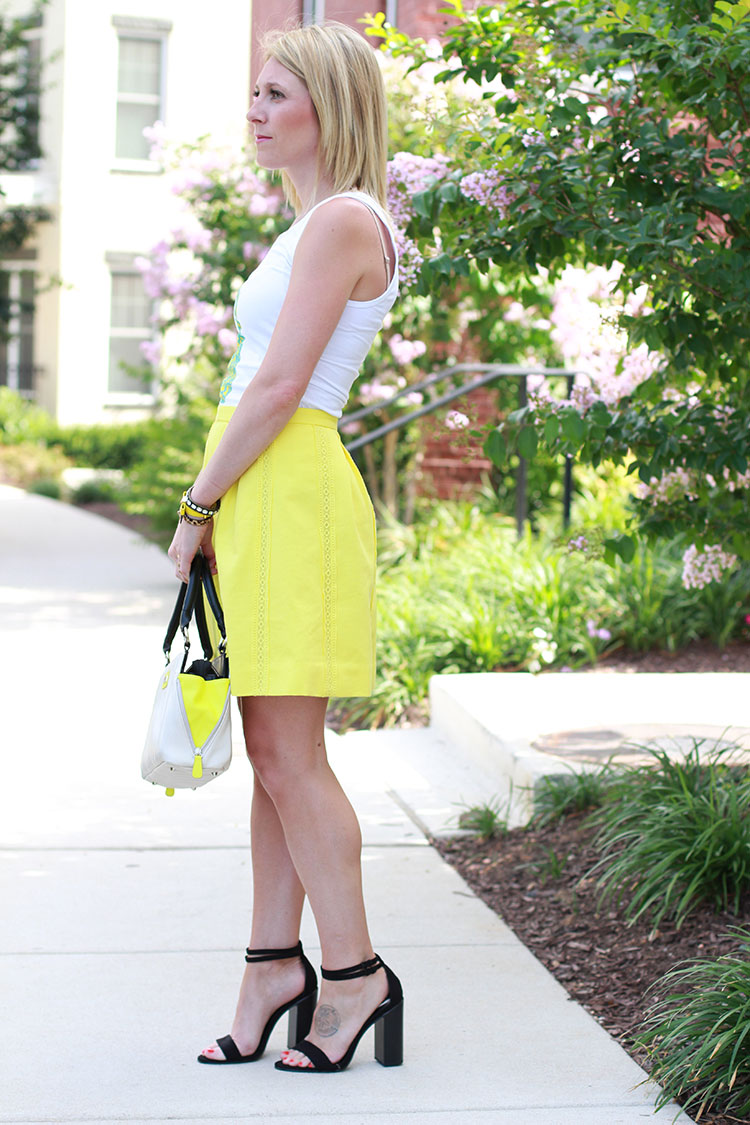 Summer Outfit | Let It Be Beautiful