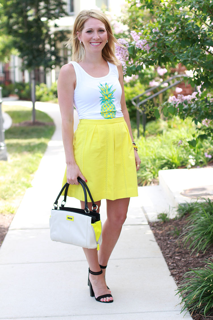 Summer Outfit Idea | Let It Be Beautiful