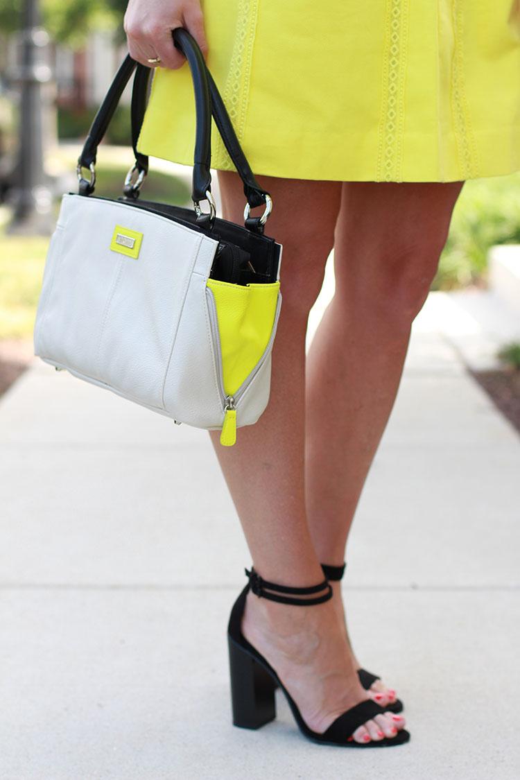 Yellow J. Crew Skirt | Let It Be Beautiful