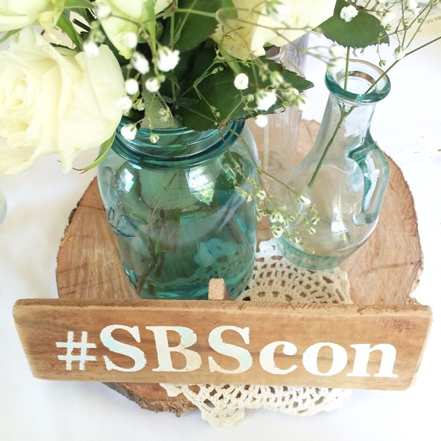 #sbscon lunch at South City Kitchen